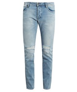 NEUW DENIM | Iggy Distressed Skinny Jeans