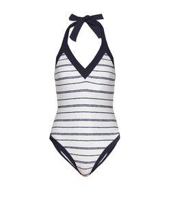 Heidi Klein   Nassau Striped Swimsuit