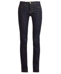 Current/Elliott | The Slim Straight Mid-Rise Jeans