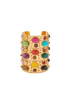 Sylvia Toledano | Byzance Large Gold-Plated Cuff