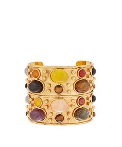 Sylvia Toledano | Byzance Medium Gold-Plated Cuff