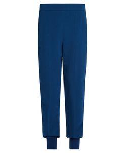 Stella McCartney | Julia Tapered Cady Trousers
