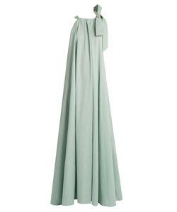 KALITA   Camille Reversible Cotton Maxi Dress