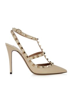 Valentino | Rockstud Leather Pumps