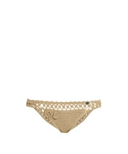 She Made Me | Jannah Cheeky Crochet Bikini Briefs