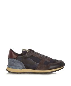 Valentino | Rockrunner Camoucouture-Print Trainers