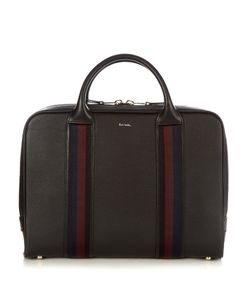 Paul Smith | City Webbing Leather Briefcase