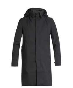 Norwegian Rain | Single-Breasted Technical Coat
