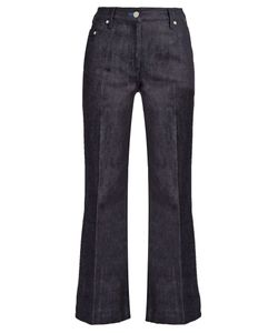 Calvin Klein Collection | Low-Slung Straight-Leg Jeans
