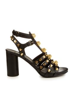 Balenciaga | Giant Studded Leather Gladiator Sandals