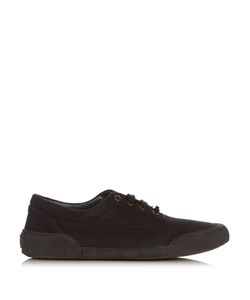 Lanvin | Low-Top Canvas Trainers