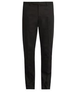 Valentino | Slim-Leg Cotton Chino Trousers