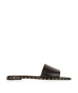 Valentino | Soul Leather Slides