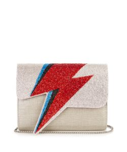 Sarah's Bag | Bowie Embellished Clutch