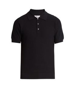 Brioni | Short-Sleeved Cotton Polo Shirt