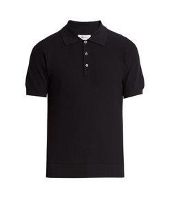 Brioni | Short-Sleeved Cotton Polo Shirt