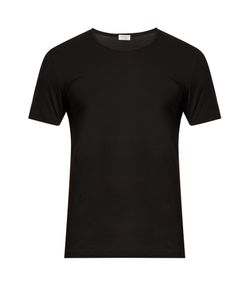 Zimmerli | Pure Comfort Stretch-Cotton T-Shirt
