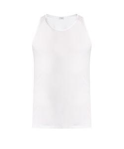 Zimmerli | Pure Comfort Stretch-Cotton Vest