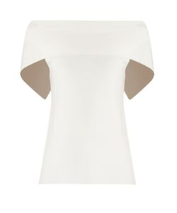 Osman | Dita Off-The-Shoulder Knit Top