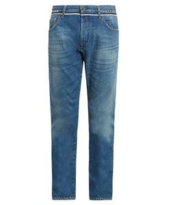 Valentino | Rockstud Untitled 6 Slim-Leg Jeans