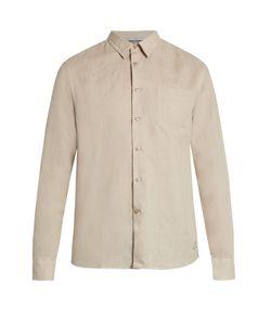 Vilebrequin | Caroubis Button-Cuff Linen Shirt