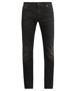 Saint Laurent | Five-Pocket Slim-Fit Jeans