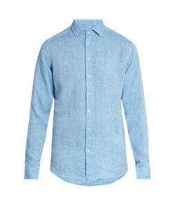 Etro | Button-Cuff Linen Shirt