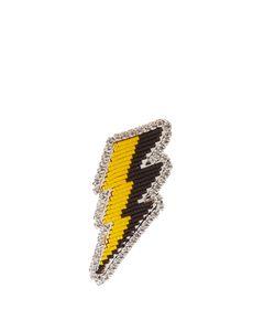 Shourouk | Emojibling Lightning Brooch