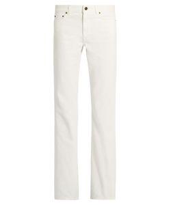 Saint Laurent | Mid-Rise Flared Jeans