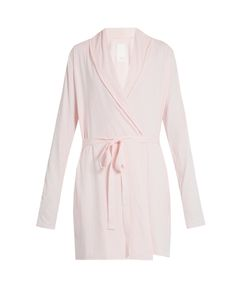 Skin | Double Layer Cotton Wrap Robe