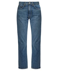Brock Collection | Wright Straight-Leg Jeans