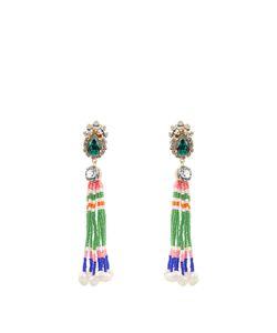 Shourouk | Mambo Tassel Earrings