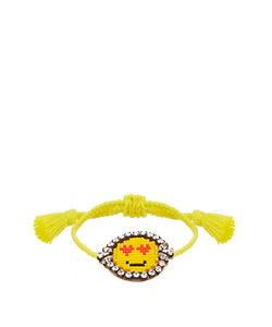 Shourouk | Emojibling Love Smiley Face Bracelet