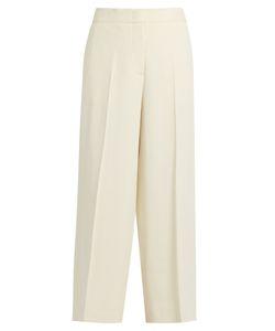 Jil Sander | C-Baldo Wide-Leg Crepe Trousers