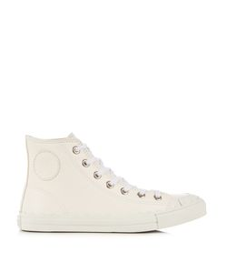 Chloé | Kyle High-Top Leather Trainers