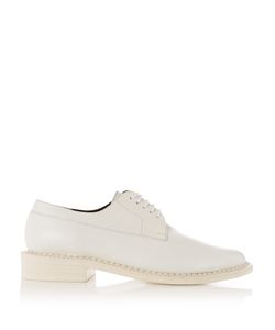 Robert Clergerie | Joc Leather Lace-Up Shoes