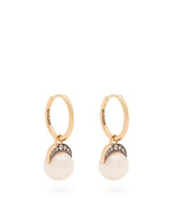Noor Fares | Diamond Earrings