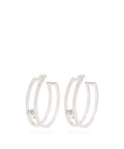 Versace | Medusa Hoop Earrings