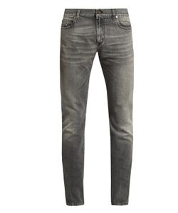 Saint Laurent | Faded Skinny Jeans