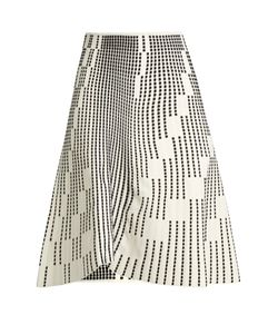 Roland Mouret | Wilson Textured-Knit Skirt