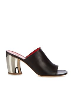 Proenza Schouler | Leather Block-Heel Sandals