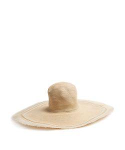 Filù Hats | Mauritius Hemp-Straw Hat