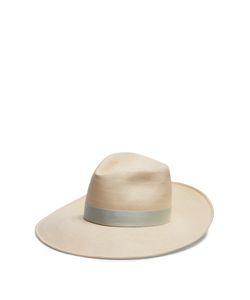 Gigi Burris Millinery | Drake Toyo Straw Crown Hat
