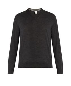 Paul Smith   V-Neck Wool Sweater