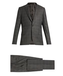 Paul Smith | Soho-Fit Checked Wool Suit