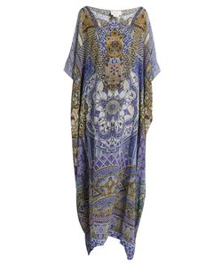 Camilla | It Was All A Dream Silk Kaftan