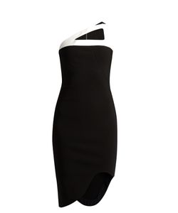Mugler | Milano Stretch-Crepe Dress
