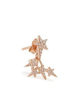 Diane Kordas | Diamond Rosestar Earring
