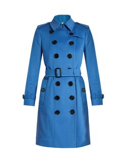 Burberry | Sandringham Long Cashmere Trench Coat