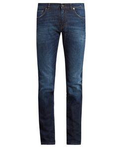 Dolce & Gabbana | Five-Pocket Slim-Leg Jeans